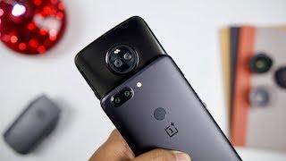 OnePlus 5T vs Moto X4 Camera Comparison