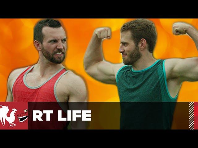 The Ultimate Rickshaw Race -RT Life 4K