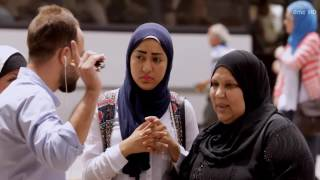 """ورطة إنسانية - الحلقة التاسعة لسه القلوب فيها خير """" اوعى تحط والدتك فى الموقف ده """" - Ramdan 2017"""