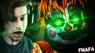 VINTAGE BABY IS INSANE.. AND VERY ANGRY. || Five Nights At Freddy's 6 (Part 3)