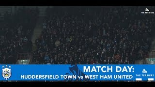 MATCH DAY: Huddersfield Town vs West Ham United