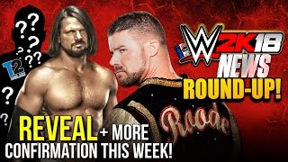 WWE 2K18 NEWS: REVEAL This Week!, More SCANNED SUPERSTARS!, Conference Call! [#WWE2K18News]