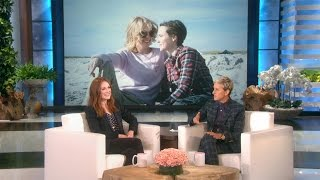 Julianne Moore Talks 'Freeheld'