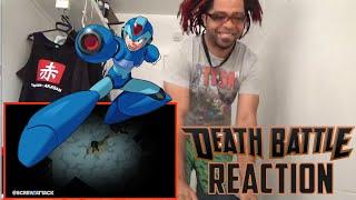 Mega Man VS Astro Boy | DEATH BATTLE! | REACTION (PART TWO)