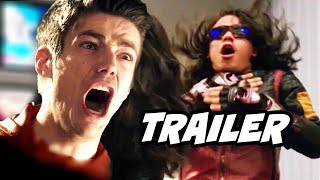 The Flash 3x11 Promo - The Flash vs Gypsy Season 3 Episode 11