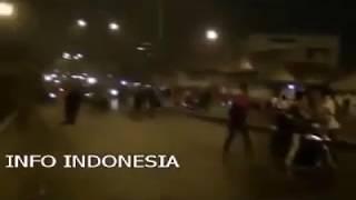 RAZIA GANGSTER TADI MALAM DI PASAR REBO OLEH TIM JAGUAR-86,.!!!