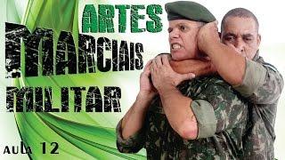 COMO SAIR DE UM MATA LEÃO EM PÉ Artes Marciais e Defesa Pessoal Militar Exército Brasileiro