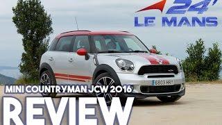 Review: Mini CountryMan JCW 2016 - Español