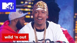 Nick Cannon Pleads the Fifth on His Favorite Baby Mama | Wild