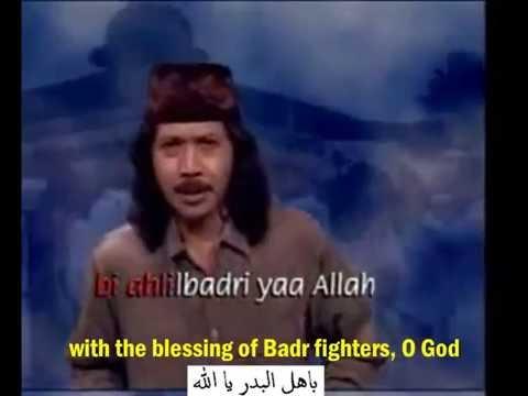 Cak Nun Dan Kiai Kanjeng Lir Ilir Sholawat Badar