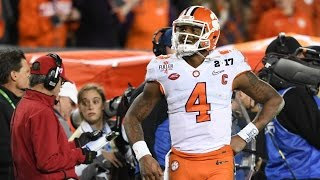 Deshaun Watson NFL Draft Hype Video | CampusInsiders