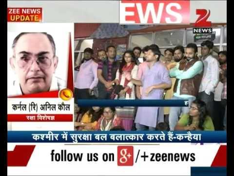 Xxx Mp4 Indian Army Rapes Women In Kashmir JNUSU President Kanhaiya Kumar 3gp Sex