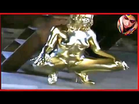 Xxx Mp4 Awesome Girl Golden Body Painting Body Painting 2017 3gp Sex