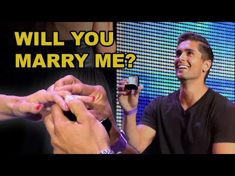 Top 10 MOST ROMANTIC PROPOSALS on Got Talent and X FACTOR