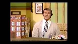 Johnny Carson in an
