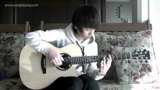 (Sungha Jung) The Day We Met - Sungha Jung