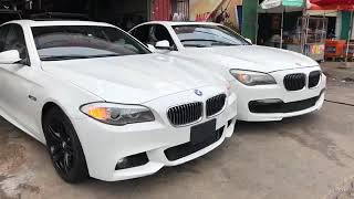 Review BMW 7 & 5 series  In stock with good condition By HBH