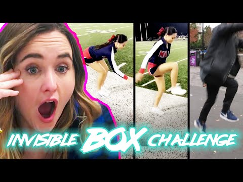 We Mastered The Invisible Box Challenge