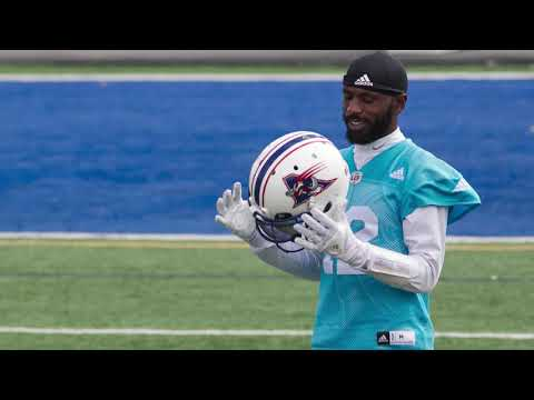 Xxx Mp4 Player Harmony Reigns During Alouettes Practice 3gp Sex