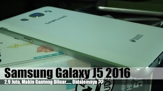 Samsung Galaxy J5 2016 Full Review Indonesia