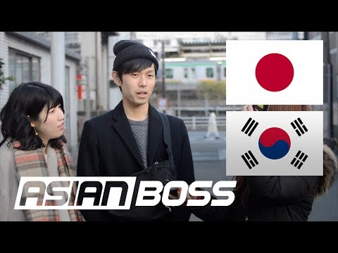 Xxx Mp4 How Do The Japanese Feel About South Korea Part 1 ASIAN BOSS 3gp Sex