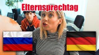 Elternsprechtag | Deutsche/Russen ⚡ ANNA JAM FM