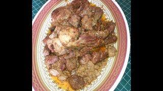 Masalay Wali Raan kay Pieces Recipe by hamida dehlvi