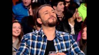 The X Factor Georgia - Mebo Nutsubidze - Say by John Mayer