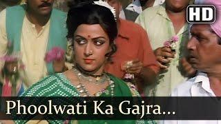 Phoolwati Ka Gajra (HD) - Krodhi 1981 Song - Dharmendra - Shashi Kapoor - Zeenat Aman - Hema Malini