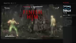 MortalkombatXL  - part 1(co-op with shakeer)