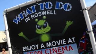 Icon Cinema Roswell, NM At UFO Festival