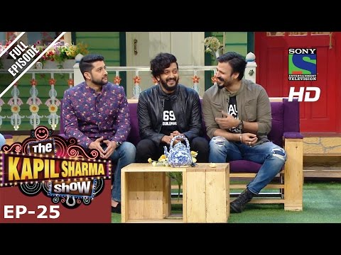 The Kapil Sharma Show - दी कपिल शर्मा शो–Ep-25-Great Grand Masti with Kapil–16th July 2016