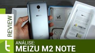 Análise Meizu M2 Note | Review do TudoCelular.com