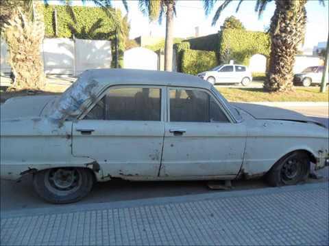 Autos Abandonados En Argentina Capital Federal Parte 2