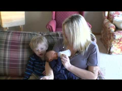 Baby given to wrong mother at hospital, breastfed