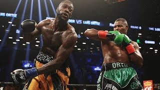 Deontay Wilder v Luis Ortiz fight highlights (2018)