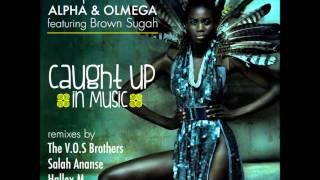 Alpha & Olmega, Deepconsoul, Brown Sugah - Caught up in Music (Original Mix)