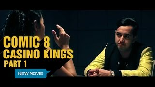 Comic 8: Casino Kings Part1 | kejantanan Kemal