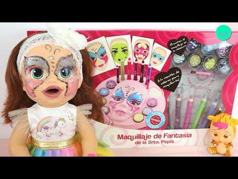 Xxx Mp4 Sara Se Disfraza De Hada Unicornio Con El Nuevo Juguete De Maquillaje Infantil 3gp Sex