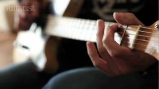 At home with Joe Bonamassa, Guitarist Deluxe iPad edition, issue 343