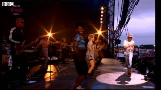 Pharrell - Get Lucky live at T in the Park 2014