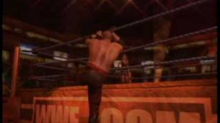 Kane Smackdown vs Raw 2010 Entrance Slow Chemical.wmv
