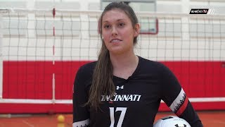 Cincinnati Volleyball: Meet Megan Kissel