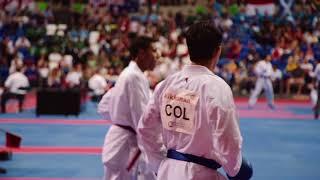 X World Championships Cadet, Junior & U21, Tenerife 2017 #KarateTenerife2017