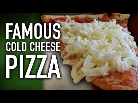 NEW YORK THIN CRUST PIZZA Feat. The Cold Cheese