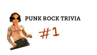 IHC Plays Punk Rock Trivia (#1) Who The Fuck Is Siouxsie And The Banshees?!