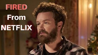 """Danny Masterson Fired from NETFLIX series """"The Ranch"""" (Hyde from That 70s show)"""