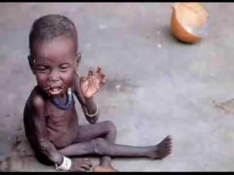 Un Minuto de Reflexion Niños de África