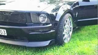 Punisher Ford Mustang Sound.mp4