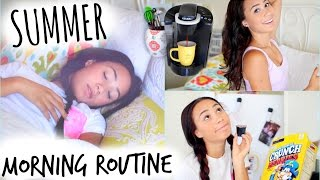 Summer Morning Routine! 2014